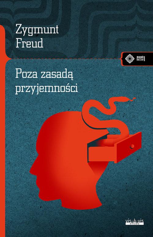 okładka Poza zasadą przyjemności, Książka   Freud Zygmunt
