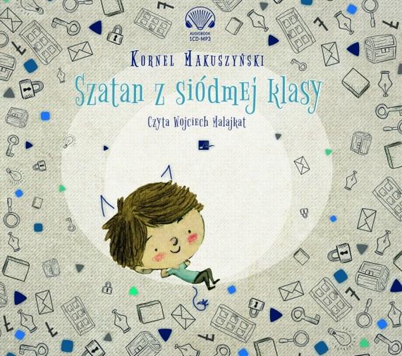 okładka Szatan z siódmej klasy, Audiobook | Kornel Makuszyński