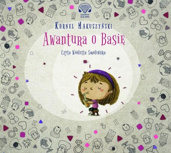 okładka Awantura o Basięaudiobook | MP3 | Kornel Makuszyński