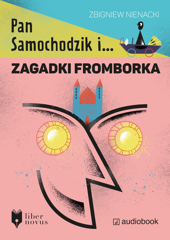 okładka Pan Samochodzik i zagadki Fromborkaaudiobook | MP3 | Zbigniew Nienacki