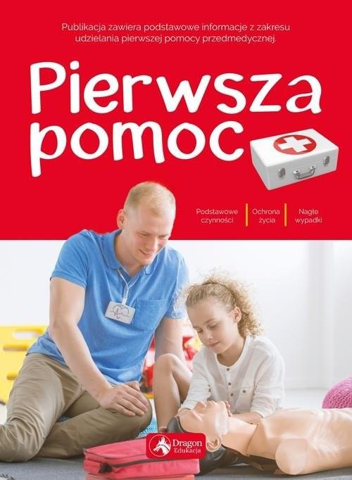 okładka Pierwsza pomoc, Książka   Klaudiusz Nadolny, Michał Kucap
