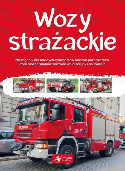 okładka Wozy strażackie, Książka | Żywczak Krzysztof