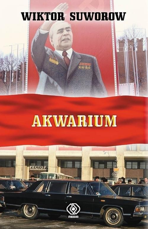 okładka Akwarium, Książka | Suworow Wiktor