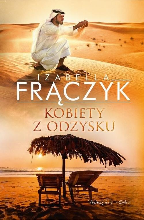 okładka Kobiety z odzysku, Książka | Izabella  Frączyk