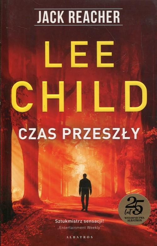 okładka Czas przeszły, Książka | Lee Child