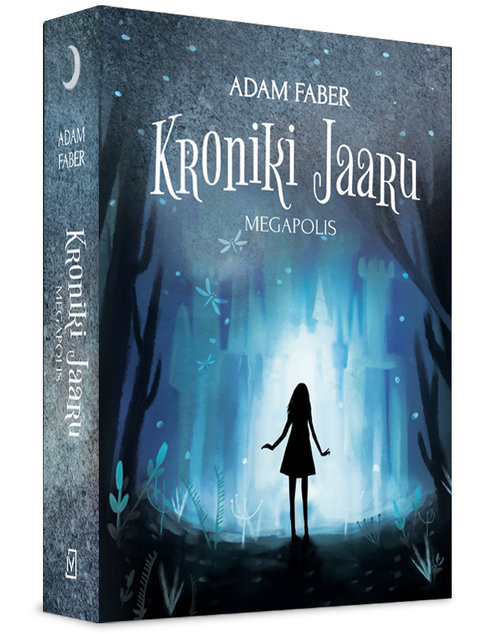 okładka Megapolis, Książka | Faber Adam