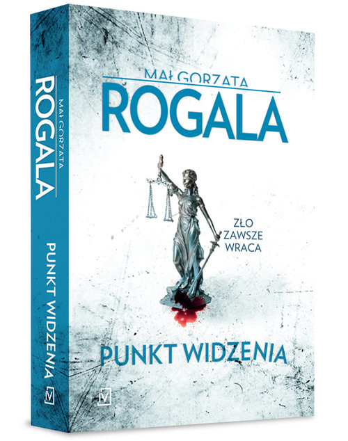 okładka Punkt widzenia, Książka | Małgorzata Rogala