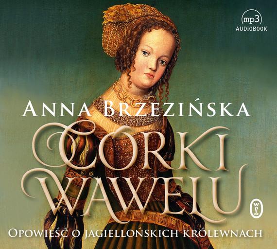 okładka Córki Waweluaudiobook   MP3   Anna Brzezińska