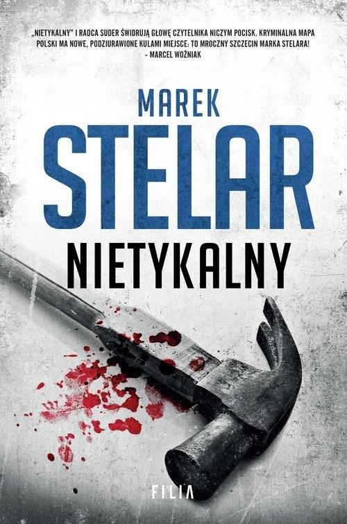 okładka Nietykalny, Książka | Marek Stelar