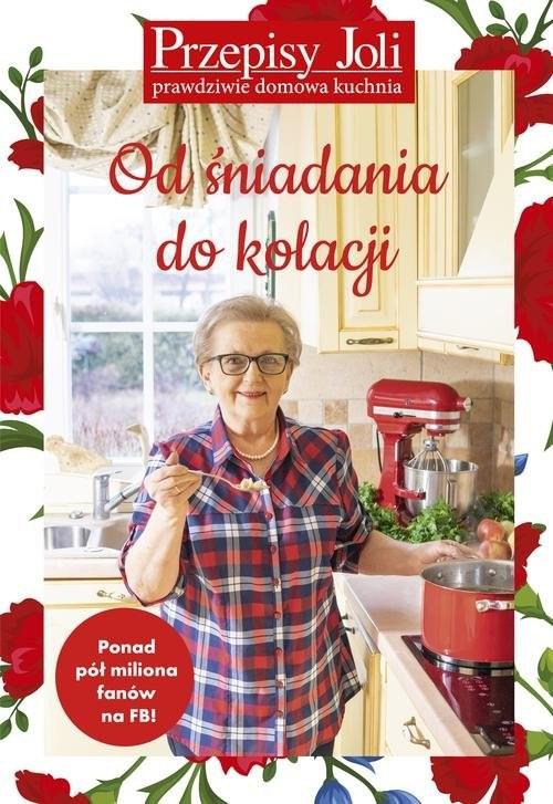 okładka Przepisy Joli Od śniadania do kolacji, Książka | Caputa Jola