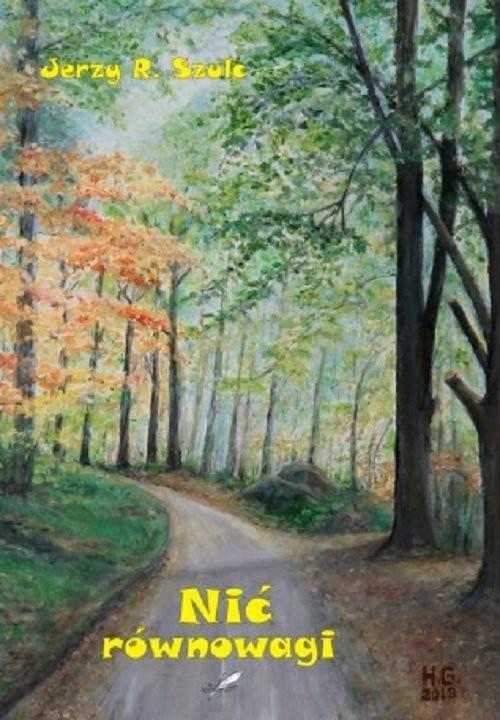 okładka Nić równowagi, Książka | Jerzy R. Szulc