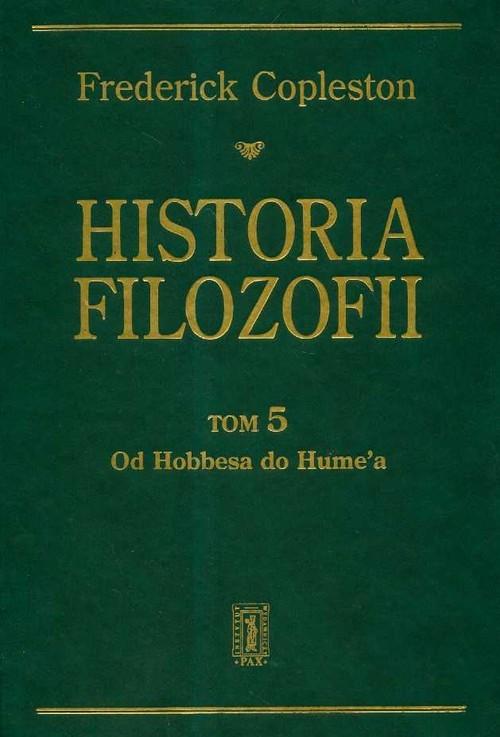 okładka Historia filozofii Tom 5, Książka | Copleston Frederick