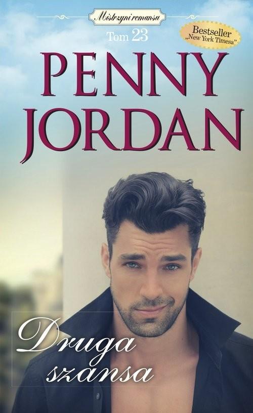 okładka Druga szansa, Książka | Jordan Penny