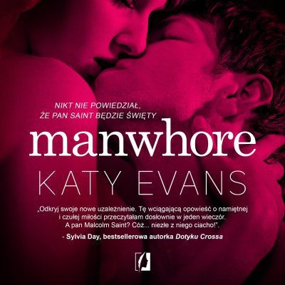 okładka Manwhoreaudiobook | MP3 | Katy Evans