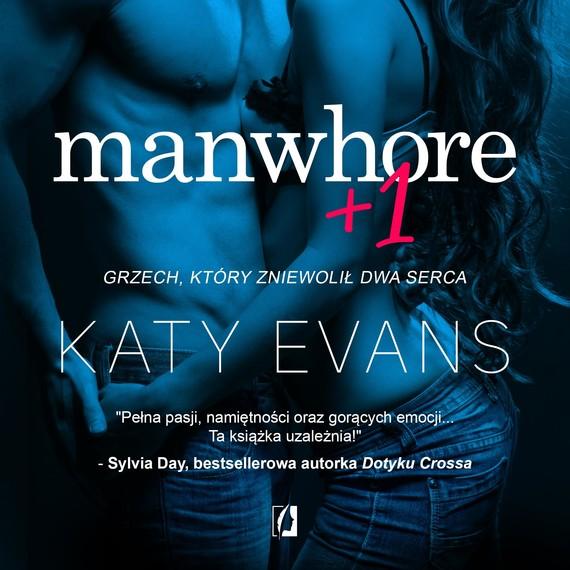 okładka Manwhore +1audiobook | MP3 | Katy Evans