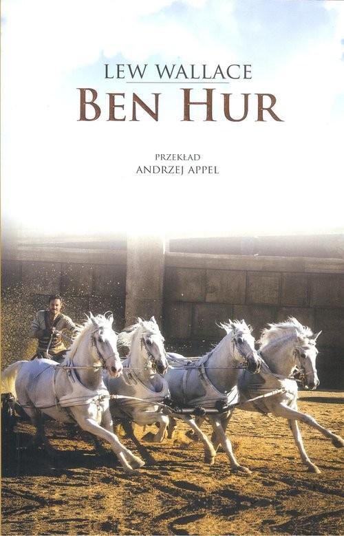 okładka Ben Hur, Książka | Wallace Lew