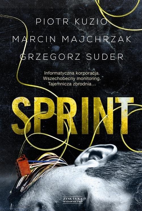 okładka Sprint, Książka   Piotr Kuzio, Marcin Majchrzak, Grzegorz Suder
