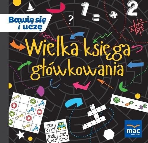 okładka Wielka księga główkowania, Książka | Magdalena  Marczewska, Krystyna Kamińska, Szur