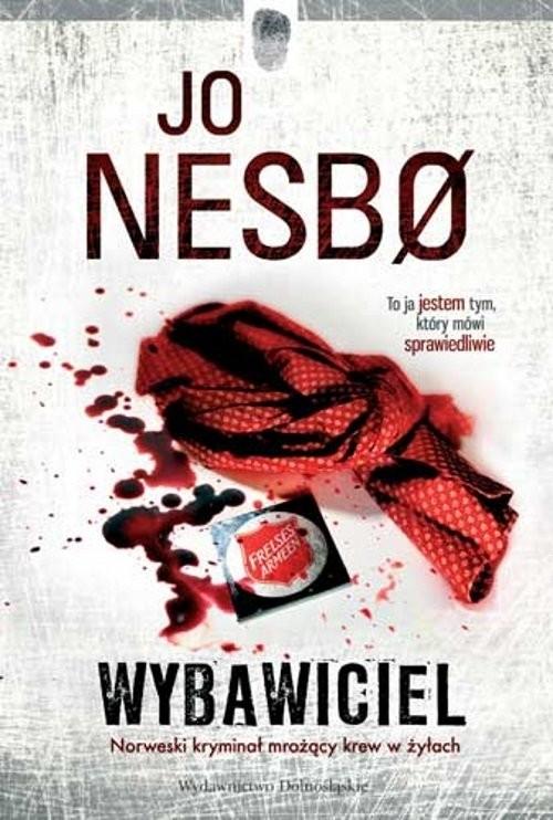 okładka Wybawiciel, Książka | Nesbo Jo