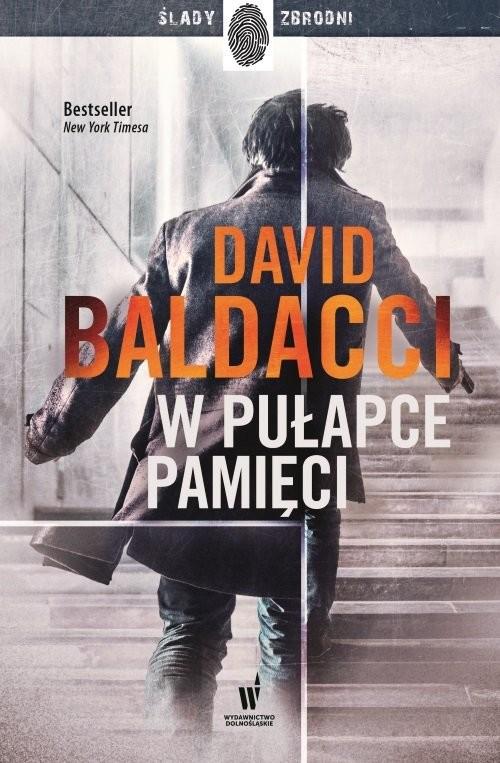 okładka W pułapce pamięciksiążka      David Baldacci