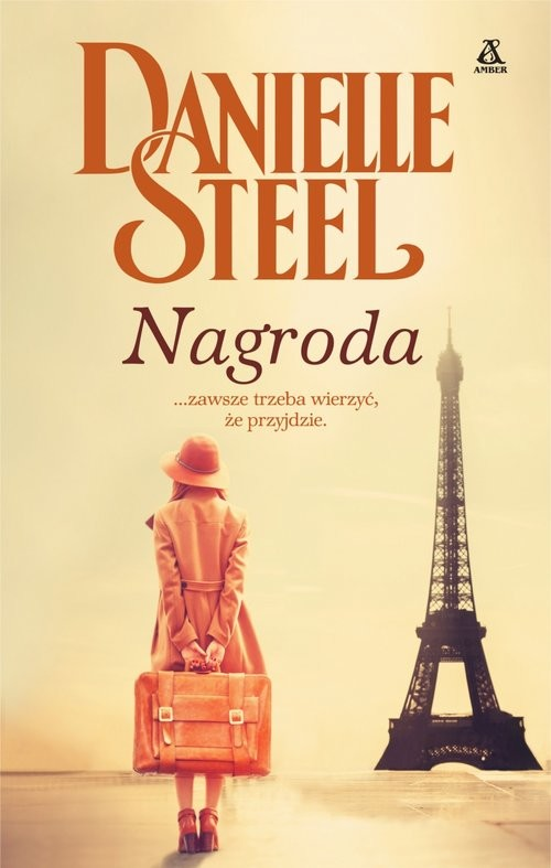 okładka Nagroda, Książka | Steel Danielle