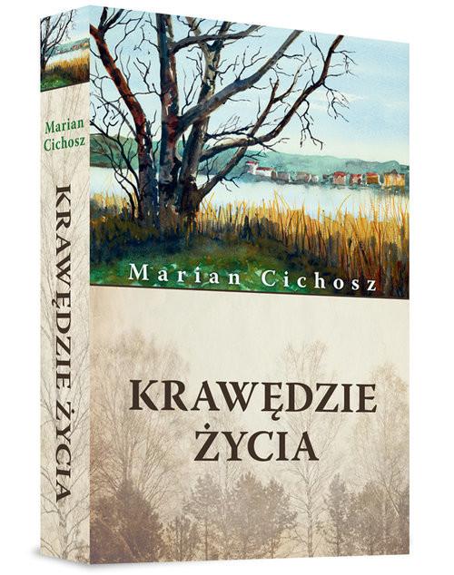 okładka Krawędzie życiaksiążka      Cichosz Marian