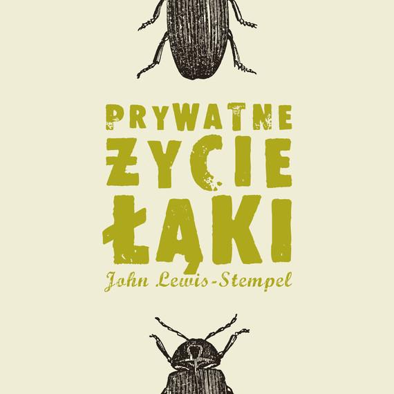 okładka Prywatne życie łąki, Audiobook | John  Lewis-Stempel