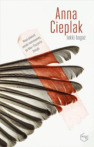 okładka Lekki bagażksiążka |  | Cieplak Anna