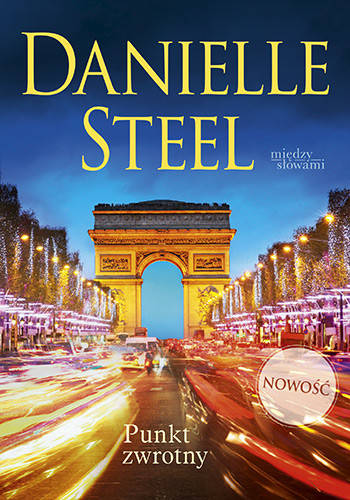 okładka Punkt zwrotnyksiążka      Steel Danielle