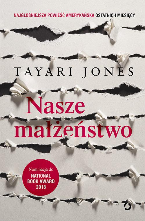 okładka Nasze małżeństwoksiążka |  | Jones Tayari