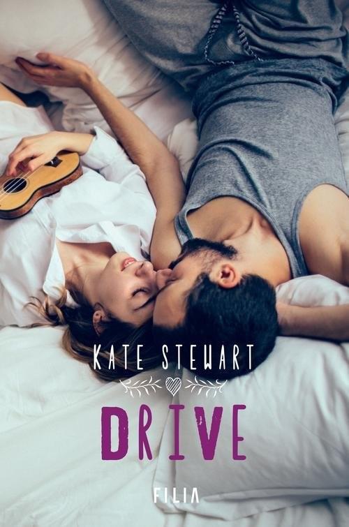 okładka Drive, Książka | Stewart Kate