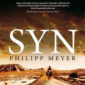 okładka Syn, Audiobook | Philipp Meyer