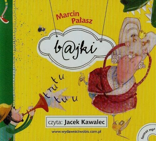 okładka B@jki, Audiobook | Marcin Pałasz