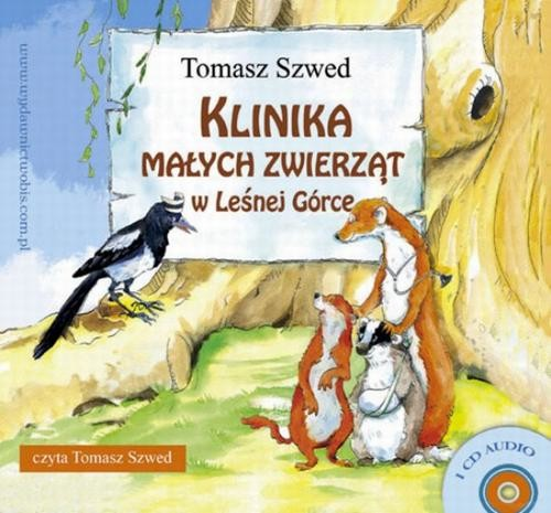 okładka Klinika małych zwierząt w Leśnej Górceaudiobook   MP3   Tomasz  Szwed