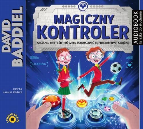 okładka Magiczny Kontroler, Audiobook | David  Baddiel