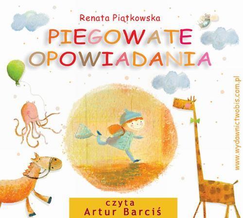 okładka Piegowate opowiadania, Audiobook | Renata  Piątkowska