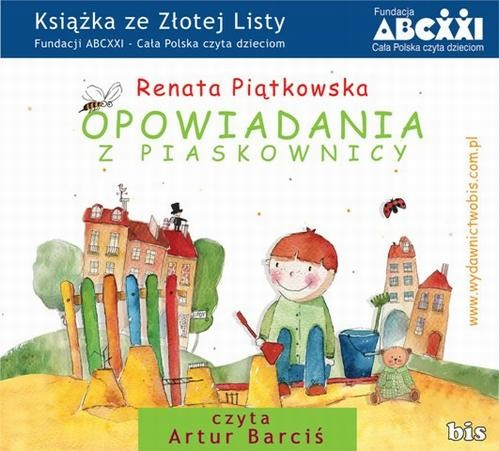 okładka Opowiadania z piaskownicyaudiobook | MP3 | Renata  Piątkowska
