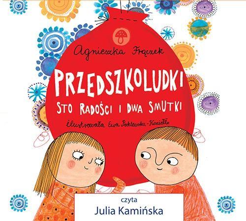 okładka Przedszkoludki, Audiobook | Agnieszka Fraczek