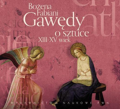 okładka Gawędy o sztuce XIII-XV wiek, Audiobook | Bożena Fabiani