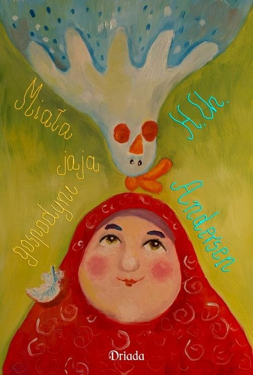okładka Miała jaja gospodyni, Książka | Hans Christian Andersen