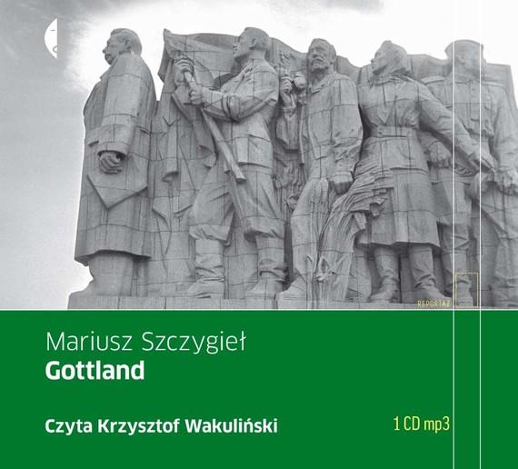okładka Gottland, Audiobook | Mariusz Szczygieł