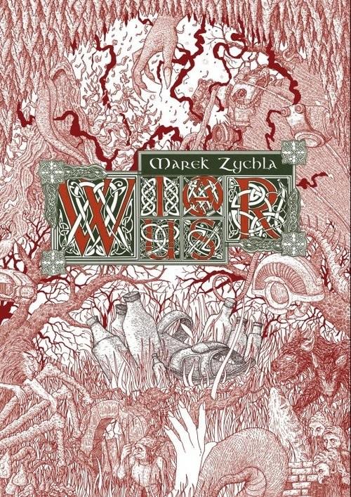 okładka Wiarus, Książka | Zychla Marek