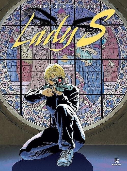 okładka Lady S 8 Racja stanu, Książka | Hamme Jean Van