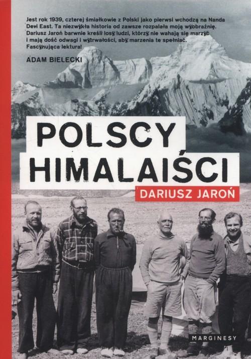 okładka Polscy himalaiści, Książka | Jaroń Dariusz
