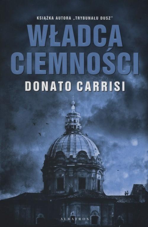 okładka Władca ciemności, Książka | Donato Carrisi
