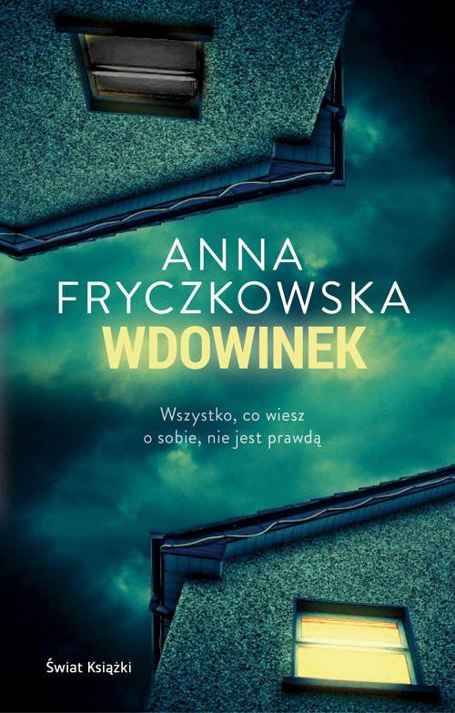 okładka Wdowinek, Książka | Anna Fryczkowska