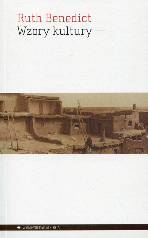 okładka Wzory kultury, Książka | Benedict Ruth