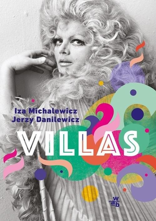 okładka Villas, Książka | Iza Michalewicz, Jerzy Danilewicz