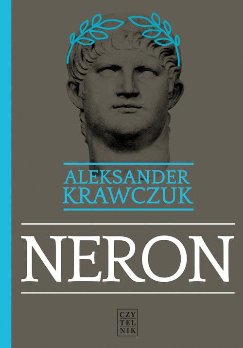 okładka Neron, Książka   Krawczuk Aleksander