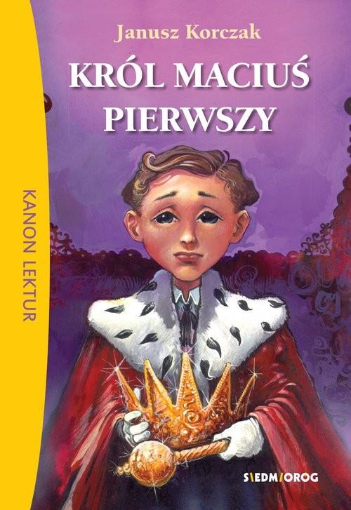okładka Król Maciuś Pierwszyksiążka |  | Janusz Korczak